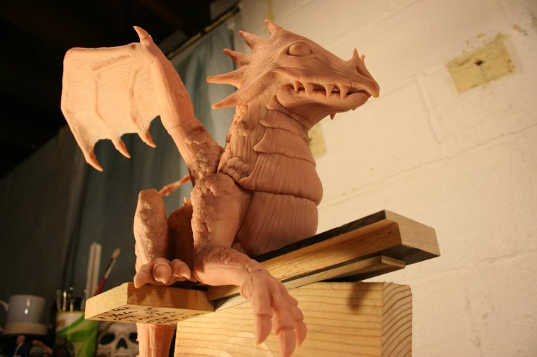DragonSculpture1-MRKessell