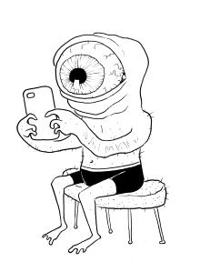 cyclops internet addict